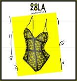 28LA. Lace Bodysuit w/HUD