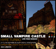 SMALL VAMPIRE CASTLE low prim version