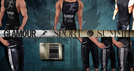 ^TD^Glamour Sport Summit Outfit