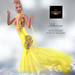 ::TD:: Klarissa Gown with Appliers ~ Yellow [Maitreya,Belleza,Omega,TMP,Slink,Classic]