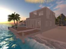 Modern Beach House Prefab