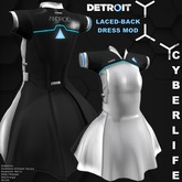 Detroit Cyberlife Android Dress [MOD]
