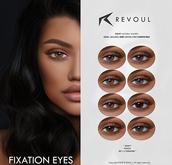 Lefort by Revoul - Fixation Eyes (Mesh/Catwa/Lelutka)