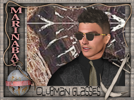 clubman glasses fatpack