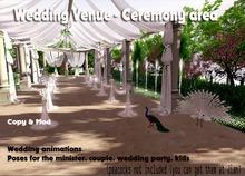 Imperial Garden - Wedding ceremony venue
