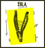 28LA. Sheer Leotard w/HUD