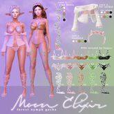 Moon Elixir - Forest Nymph - 17 - Maitreya - Green Sandals