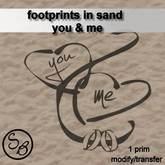 Sandwriting ~ Love Poem