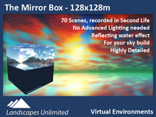 THE MIRROR BOX - 128x128m