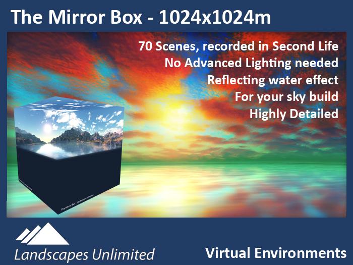 THE MIRROR BOX - 1024x1024m