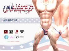 :: UNNAKED :: SPEEDO :: 4th July v.3