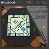 K.R. Engineering Simopolis - The Game of Capitalism