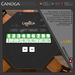 K.R. Engineering Canoga Dice Game - Shut The Box