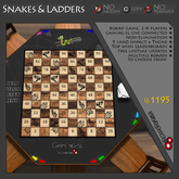 K.R. Engineering Snakes and Ladders (Boxed)