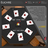 K.R. Engineering Euchre Card Game