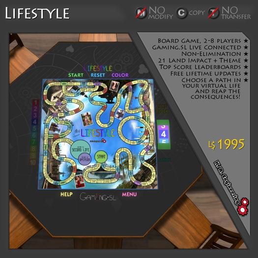 K.R. Engineering (My Virtual) Lifestyle Game