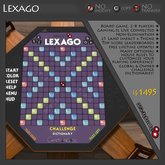 K.R. Engineering Lexago Word Game