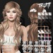 TRUTH Bloom (Fitted Mesh Hair) - Grayscale