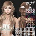 TRUTH Bloom (Fitted Mesh Hair) - Multitone 2