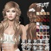 TRUTH Bloom (Fitted Mesh Hair) - Selection