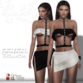 SEVEN - STELA mesh OUTFIT