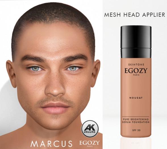 Egozy.Marcus (Nougat)AK