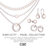 Cae :: Simplicity - Pearls :: Collection [bagged]