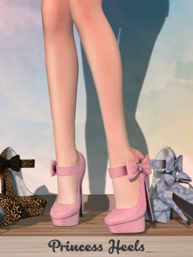 JellyRoll - Princess Heels Jellybeans