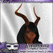 *~*Illusions*~*  Aepyceros Horns