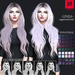-FABIA- Mesh Hair   < Linda> Unnatural