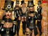 **MALU STEAMPUNK STYLE COMPLET OUTFIT **