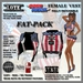 LOTE - FEMALE EASY RIDER VEST FATPACK