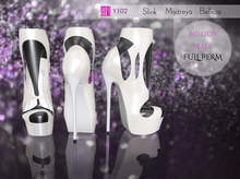 PROMO [Y]Full Perm 102 high-heeled shoes