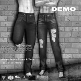 [Marquesse] Aidan Jeans DEMO
