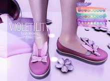Violetility - Bun Shoes