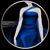 -AZUL- Vivienne /Sapphire