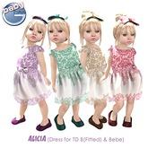 Baby Ghee - Alicia Dress Sand - BAG (add to unpack)