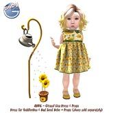Baby Ghee - Abril Girasol Lisa Dress Set - BAG (add to unpack)