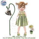 Baby Ghee - Abril Grassy Dress Set - BAG (add to unpack)