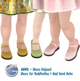 Baby Ghee - Abril Shoes - BAG (add to unpack)
