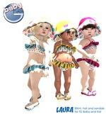 Baby Ghee - Laura - BAG DEMO (add to unpack)