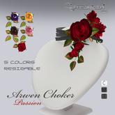 *La Forgia Jewels- Arwen Choker Passion*