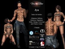 Ferd's Tattoo - Jyn