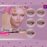 {CowTea} Twiggy Petite EyeLashes [Omega]