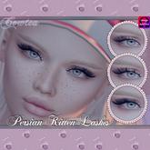 {CowTea} Persian Kitten Eyelashes [Omega]