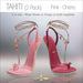 Amacci Shoes - Tahiti - Pink/Cherry