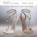 Amacci Shoes - Tahiti - Pearl/Sand