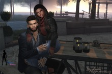 + Mouni Poses + My Lover couple pose (wear to unpack)