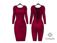 TUSSAY Ashra Dress - Rubin