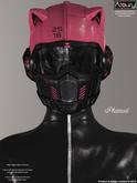 AZOURY - Phanuel Helmet [Pink]